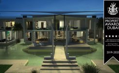 "Claudio Modola Design Villa on Meraas Development Jumeirah Bay Island 2 wins ""Best Single Residence Dubai 2019 / 2020."